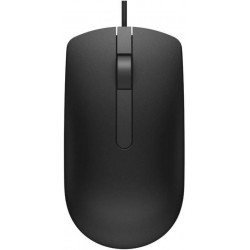 Dell MS 116 Wired Optical Mouse  (USB, Black)